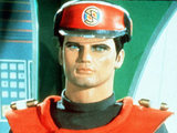 Captain Scarlet from 'Captain Scarlet And The Mysterons'