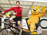 Matt Baker's Rickshaw challenge for Children in Need