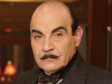 David Suchet as Hercule Poiro