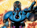 DC Comic unveils Jim Lee's Darkseid redesign for 'The New 52' era.