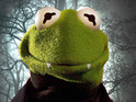 Kermit the Frog and Miss Piggy are Edward and Bella in new spoof posters for The Muppets.