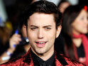 The actor and his girlfriend name their new addition Monroe Jackson Rathbone IV.