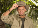 Pat Sharp is voted by viewers to face the next bushtucker trial.