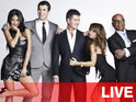 Join Digital Spy as the Top 3 X Factor finalists take the stage in the first part of the finale.