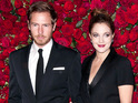 Drew Barrymore and Will Kopelman throw a festive gathering with close friends.