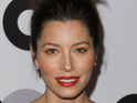 Jessica Biel says that she ate whatever she wanted for New Year's Eve.