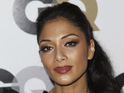 Nicole Scherzinger says that she gave 110% to her judging role on The X Factor.