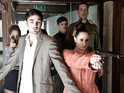 Take a look at some photographs from this weekend's episode of Misfits.