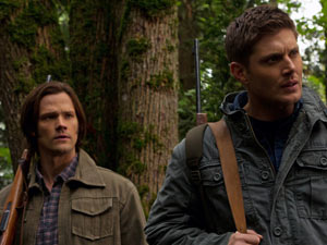 Supernatural S07E09: 'How to Win Friends and Influence Monsters'