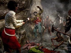 Dead Island Bloodbath Arena