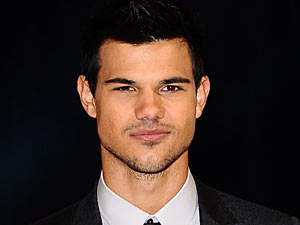 Twilight Breaking Dawn UK Premiere: Taylor Lautner