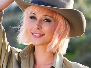 &#39;I&#39;m a Celebrity&#39;: Emily Scott