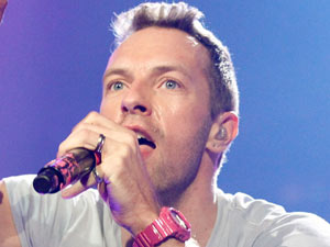 Children in Need Rocks Manchester: Chris Martin