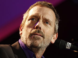 Children in Need Rocks Manchester: Hugh Laurie