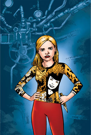 Free Comic Book Day, Buffy