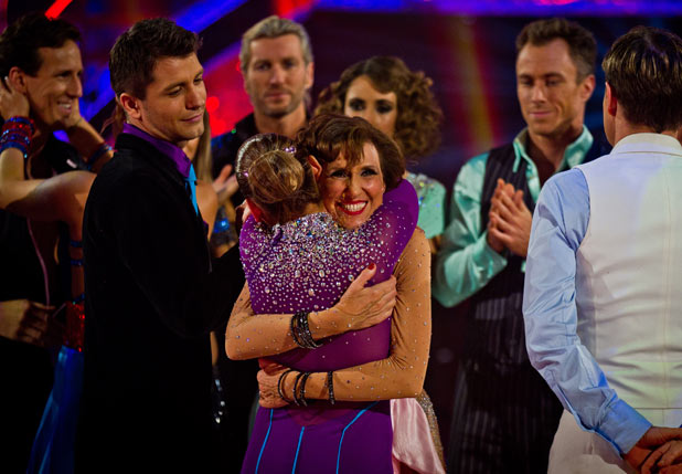 Anita Dobson leaves Strictly Come Dancing