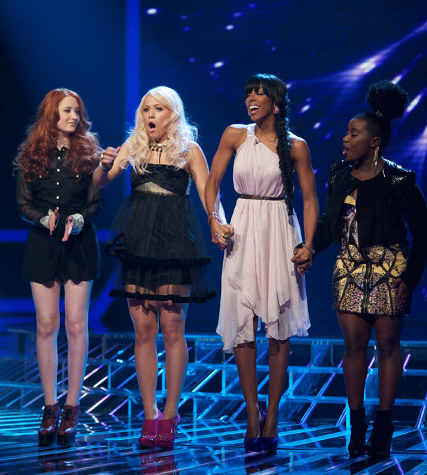 The X Factor: Amelia Lily is shocked to hear her name called out