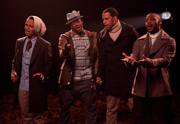 JLS X Factor video