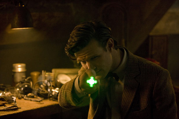 Doctor Who Christmas Special: 'The Doctor, The Widow and The Wardrobe