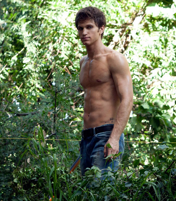 Keegan Allen in 'Pretty Little Liars'
