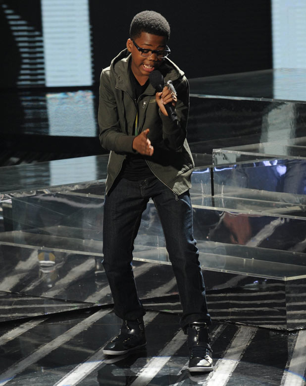 X Factor USA Top 9: Astro