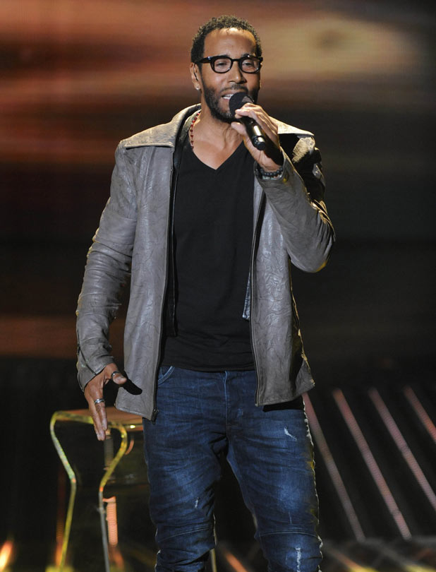 X Factor USA Top 9: LeRoy Bell