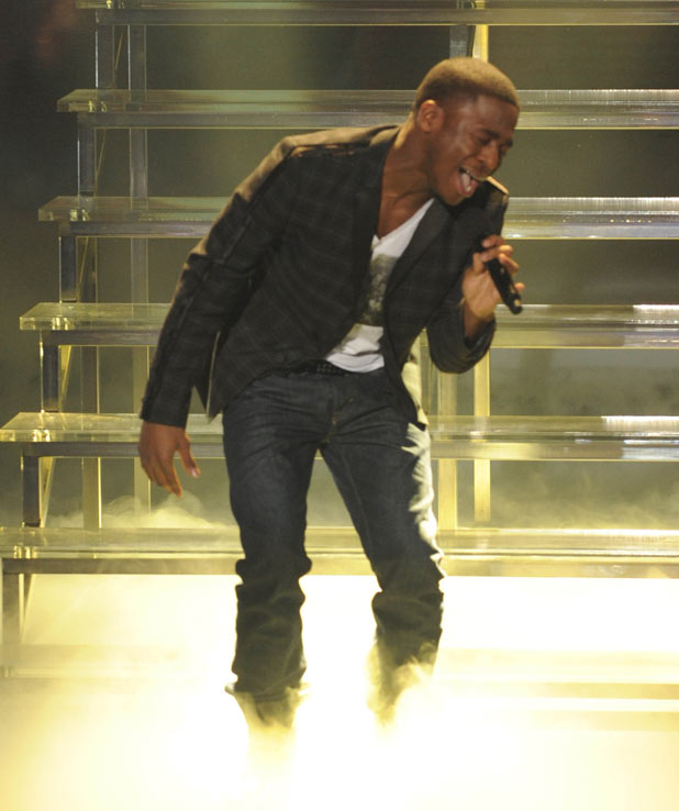 X Factor USA Top 9: Marcus Canty