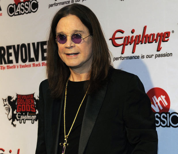 Ozzy Osbourne - The Black Sabbath star turns 63 on Saturday.