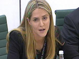 Louise Mensch MP questions James Murdoch