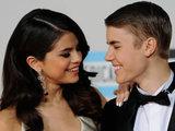 AMAs 2011 Arrivals: Selena Gomez and Justin Bieber