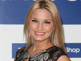 Sam Faiers The Only Way is Essex fragrance launch of 'Dazzle' and 'Be Reem' perfumes