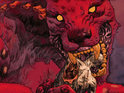 Mike Mignola's series explodes with five new series in 2012.
