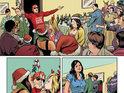 Artist Paolo Rivera rejoins Mark Waid on Marvel Comics' Daredevil.