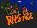 We revisit Midway's classic arcade smash 'em up Rampage.