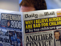 Judge points finger at Daily Mail and The Mirror over Levi Bellfield case.