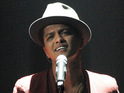 Bruno Mars is thrilled with his Grammy nominations.