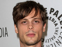 Matthew Gray Gubler chats about directing and acting in Criminal Minds.