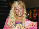 Paris Hilton teams up with Flo Rida to record tracks for her new album.