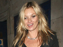Kate Moss is reportedly not impressed by a Jennifer Saunders quip at her expense.