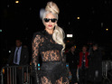 Lady GaGa is personally selected by New York City's mayor for the honour.