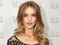 Rosie Huntington-Whiteley claims that she did not always look like a model.