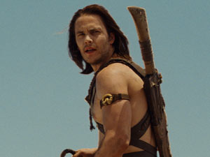 &#39;John Carter&#39; still: John Carter (Taylor Kitsch)