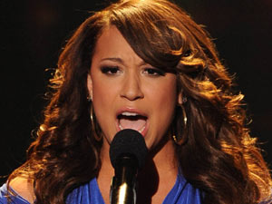 X Factor USA Top 9: Melanie Amaro
