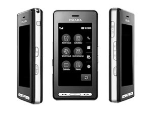 LG Prada phone