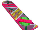 Whoa, this is heavy - original Back to the Future hoverboard up for sale
