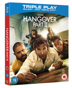 The Hangover Part II pack shot