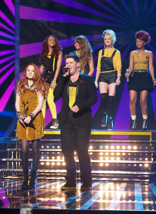 'X Factor' tour tickets