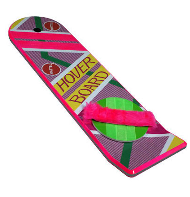 'Back to the Future' replica hoverboard