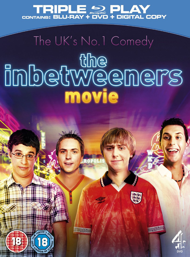 'The Inbetweeners' Movie Triple Play