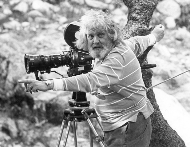 Ken Russell - his life in pictures